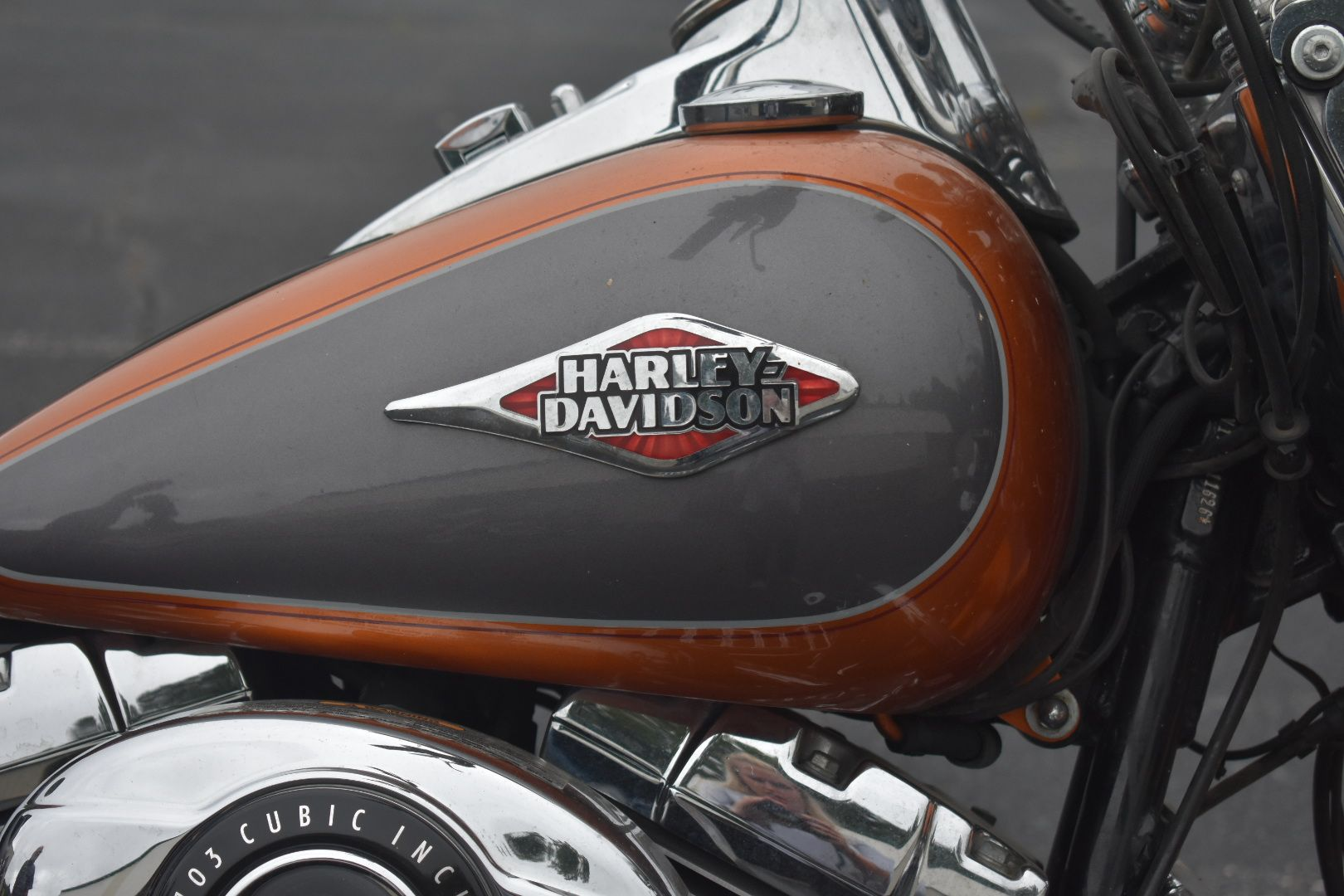 Pre-Owned 2015 Harley-Davidson Heritage Softail Classic FLSTC