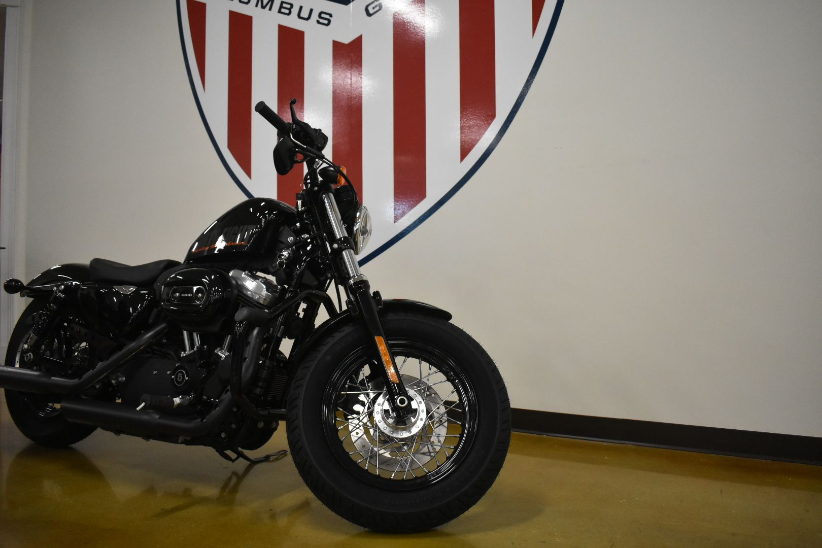Pre-Owned 2013 Harley-Davidson Forty-Eight XL1200X