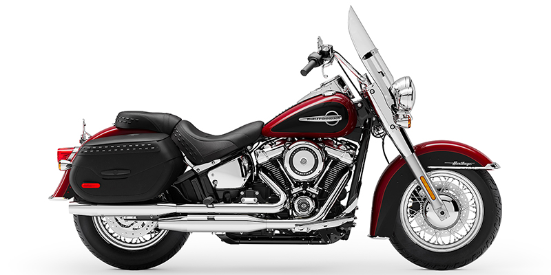 New 2020 Harley-Davidson Heritage Classic FLHC
