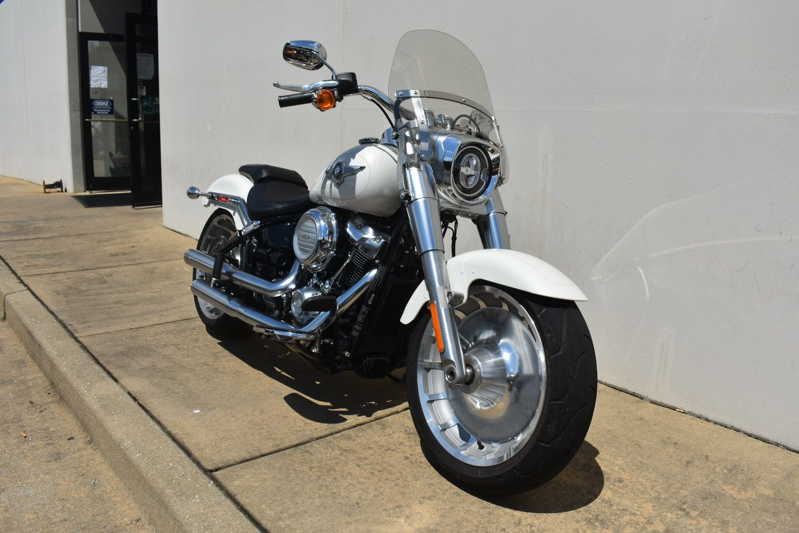 Pre-Owned 2018 Harley-Davidson Fat Boy FLFB